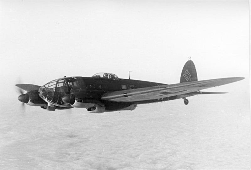 Image result for German Heinkel 111