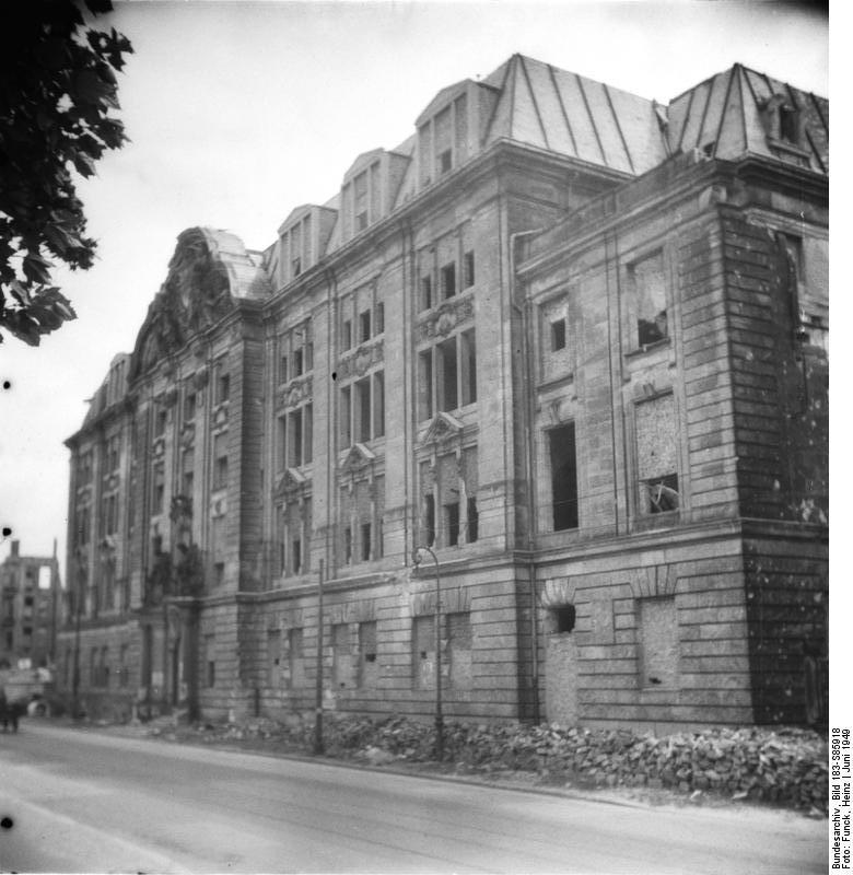 Ss Hauptquartier