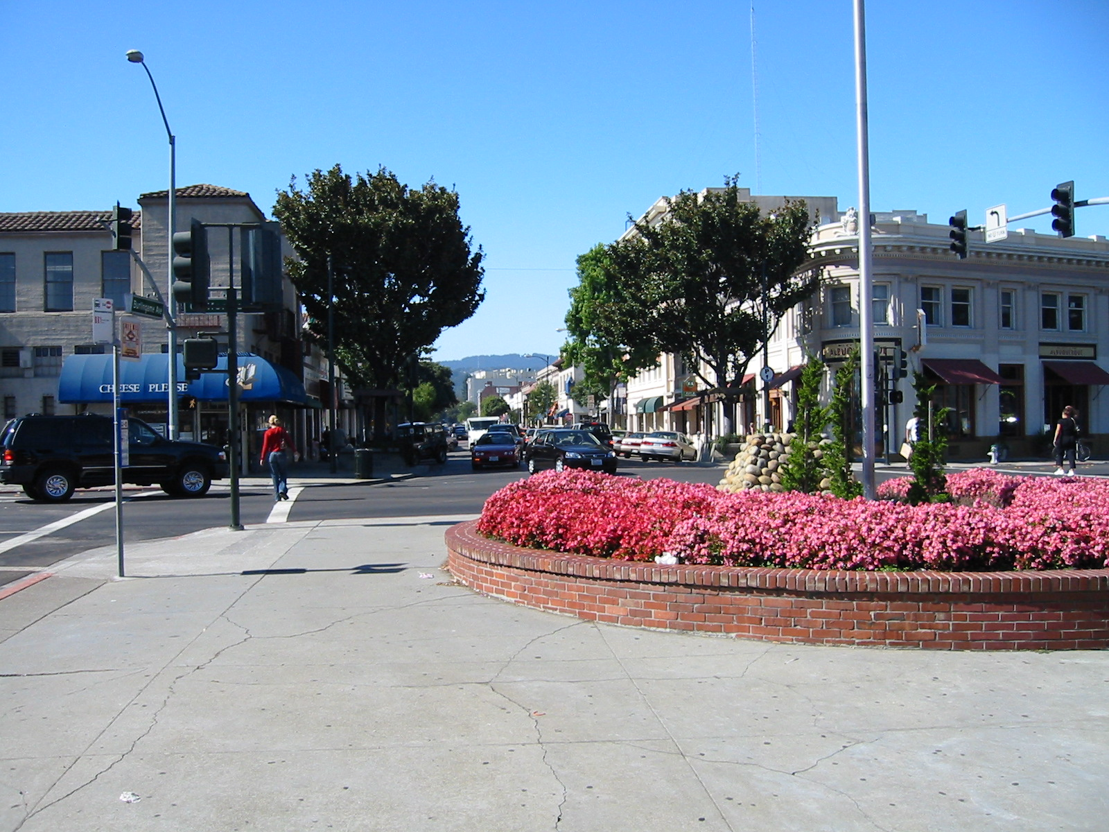 Burlingame Village, Burlingame, CA