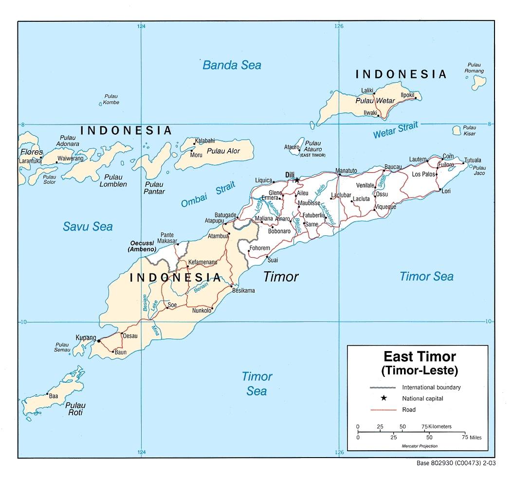 Atlas Of East Timor Wikimedia Commons