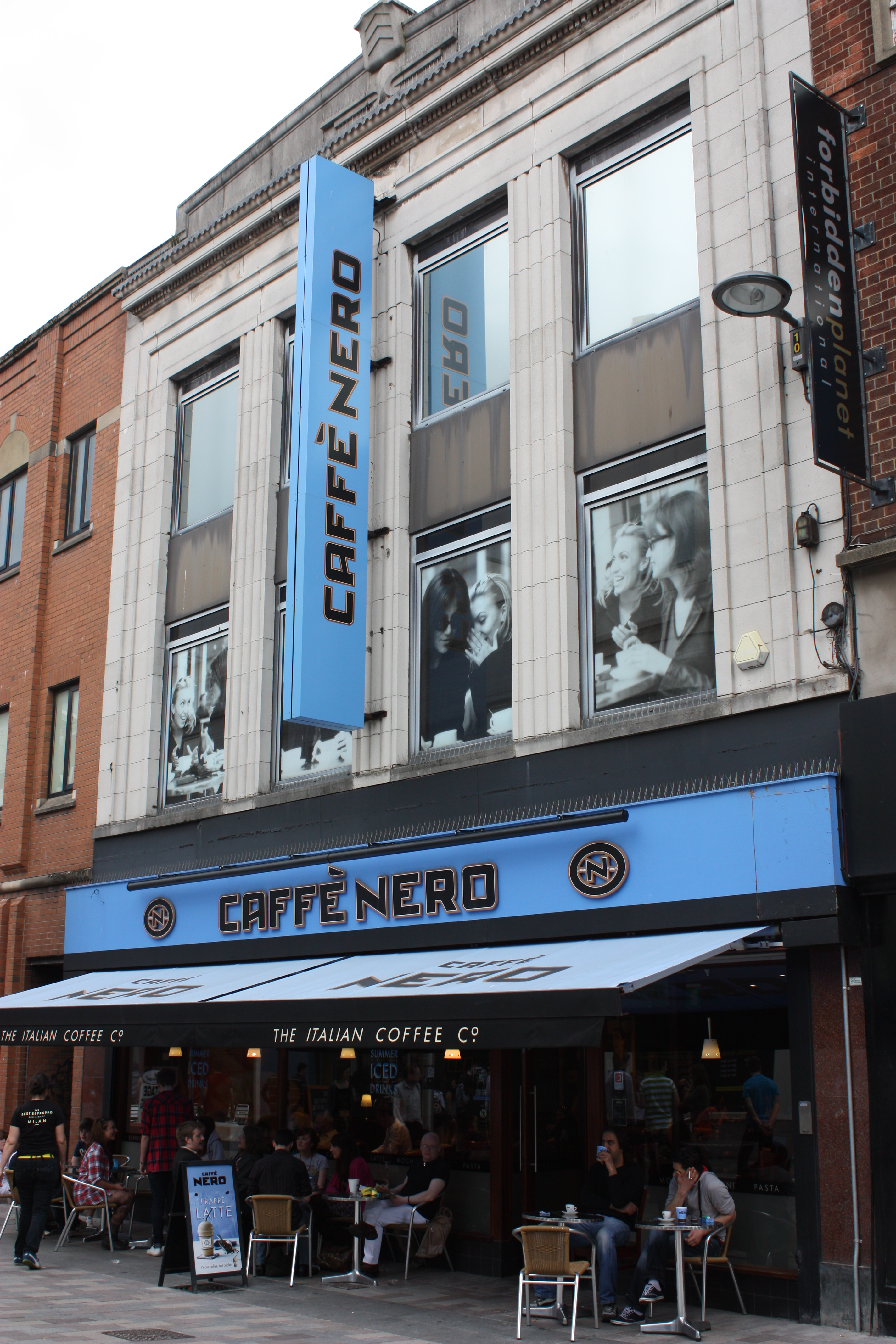 caffe nero Dilley swaps carluccio's for nero 16 may 2018 alison dilley, former marketing director at carluccio's, has joined caffe nero as its new head of international marketing.