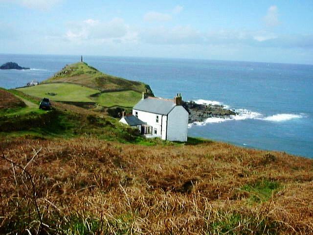 Cape Cornwall - geograph.org.uk - 216204
