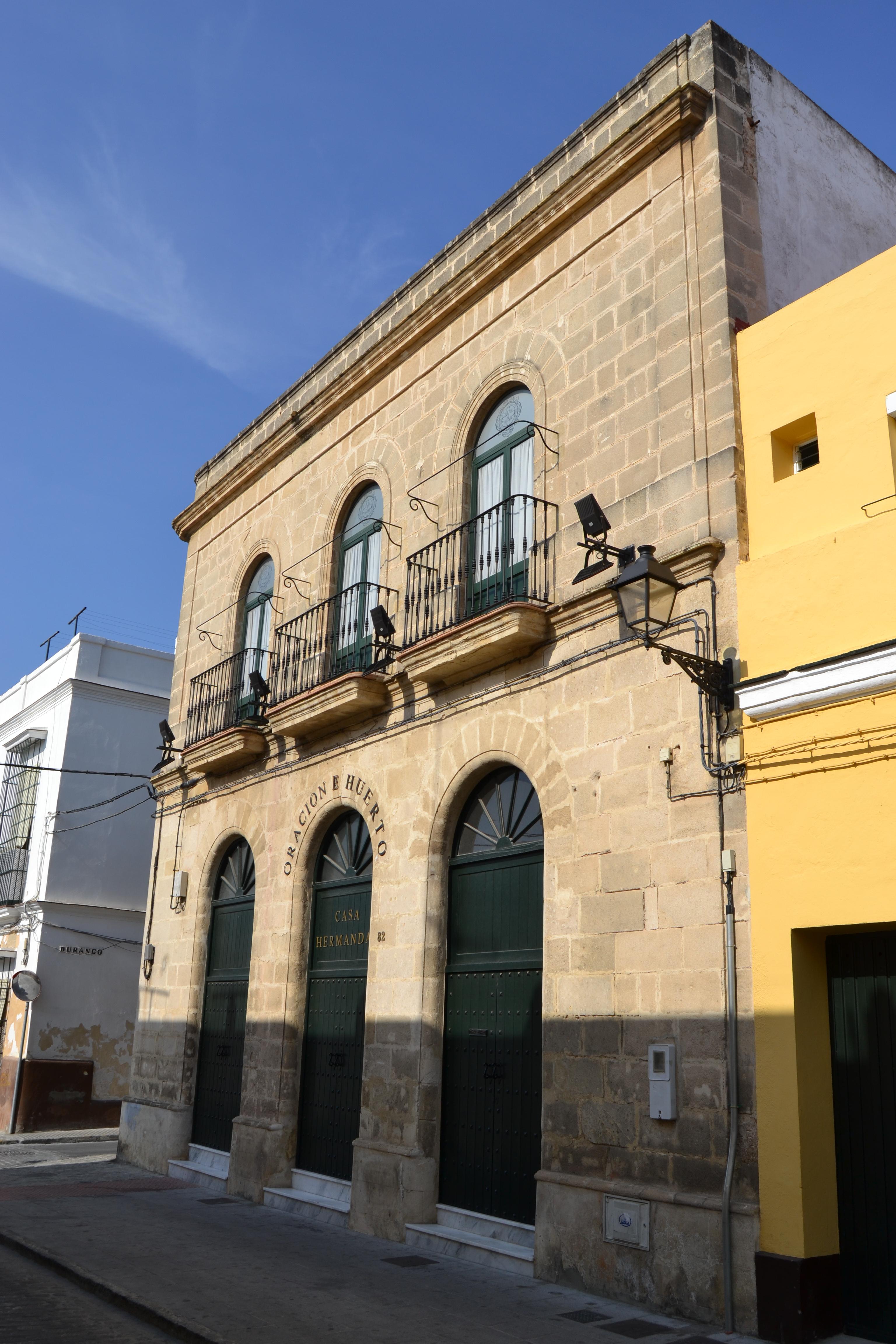 Casas puerto santa maria cool interesting casas en el puerto de santa mara casas palacio puerto - Casa puerto santa maria ...