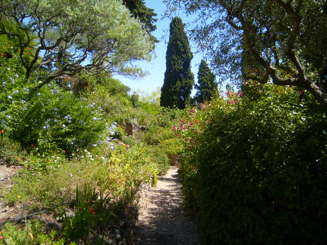 siege jardin