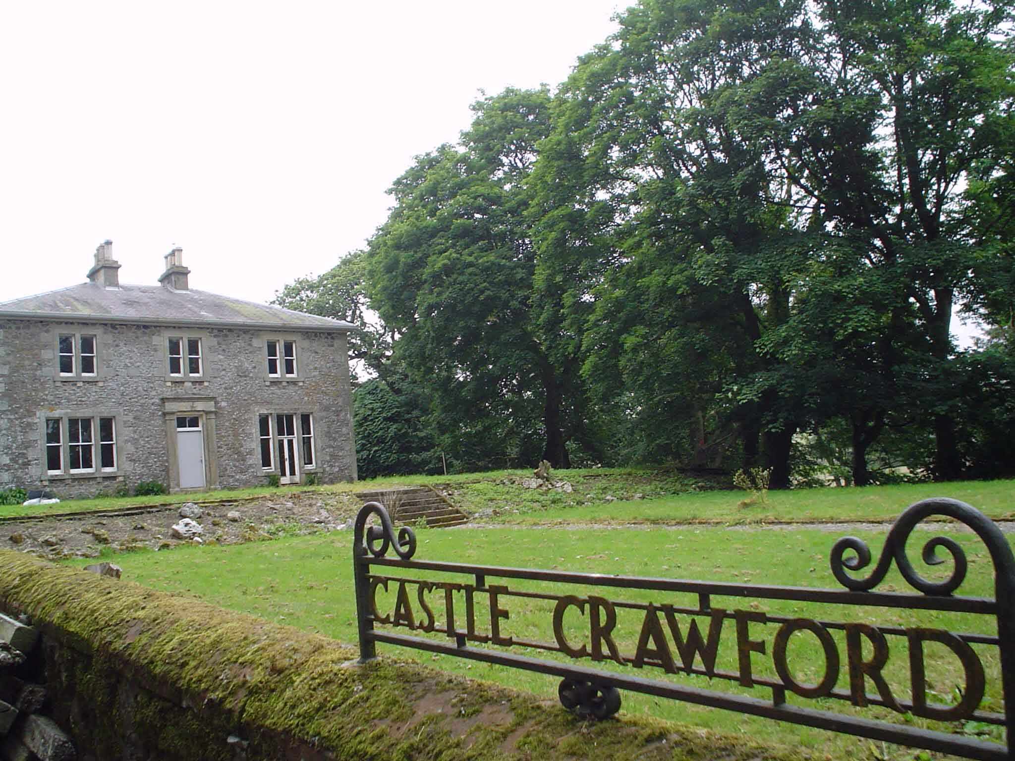 Crawford castle military wiki fandom powered by wikia for Crawford house