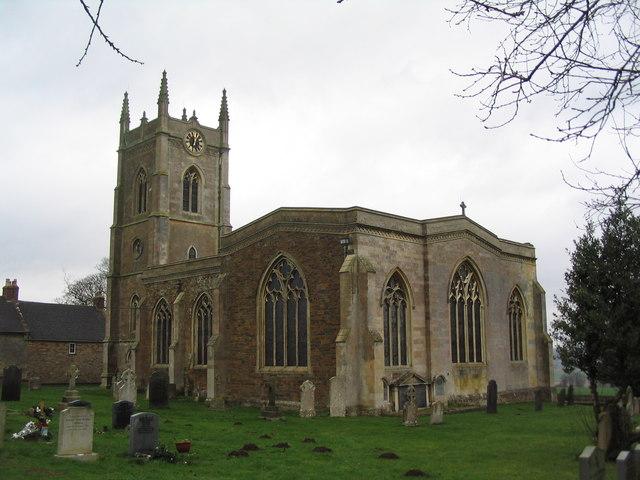 Church of St Peter, East Carlton - geograph.org.uk - 300884