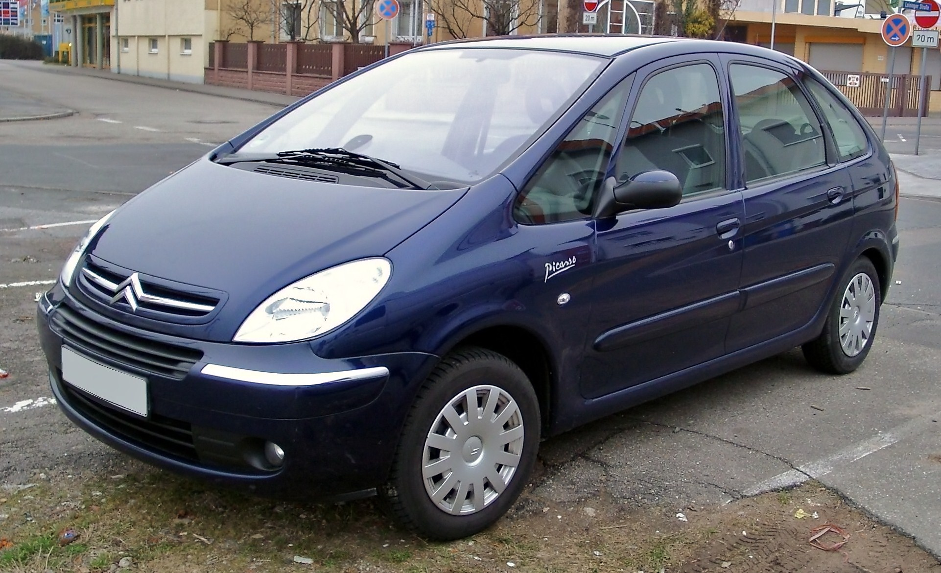 file citroen xsara picasso front wikipedia. Black Bedroom Furniture Sets. Home Design Ideas