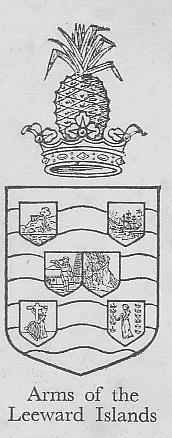 英属背风群岛国徽