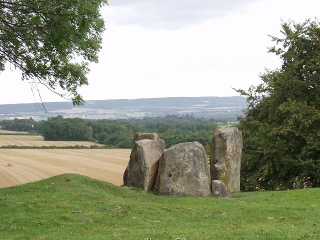 Coldrum Long Barrow - geograph.org.uk - 653