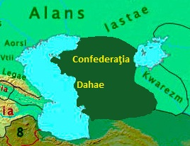 Dahae an Iranian people of ancient Central Asia