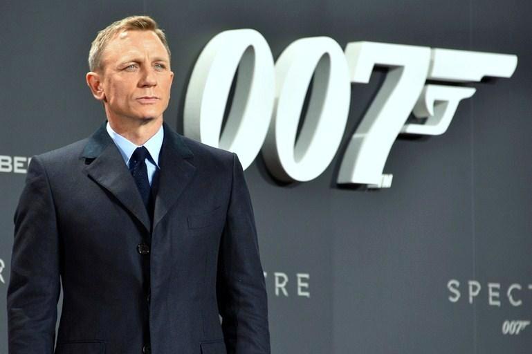 """Daniel Craig – Film Premiere """"Spectre"""""""