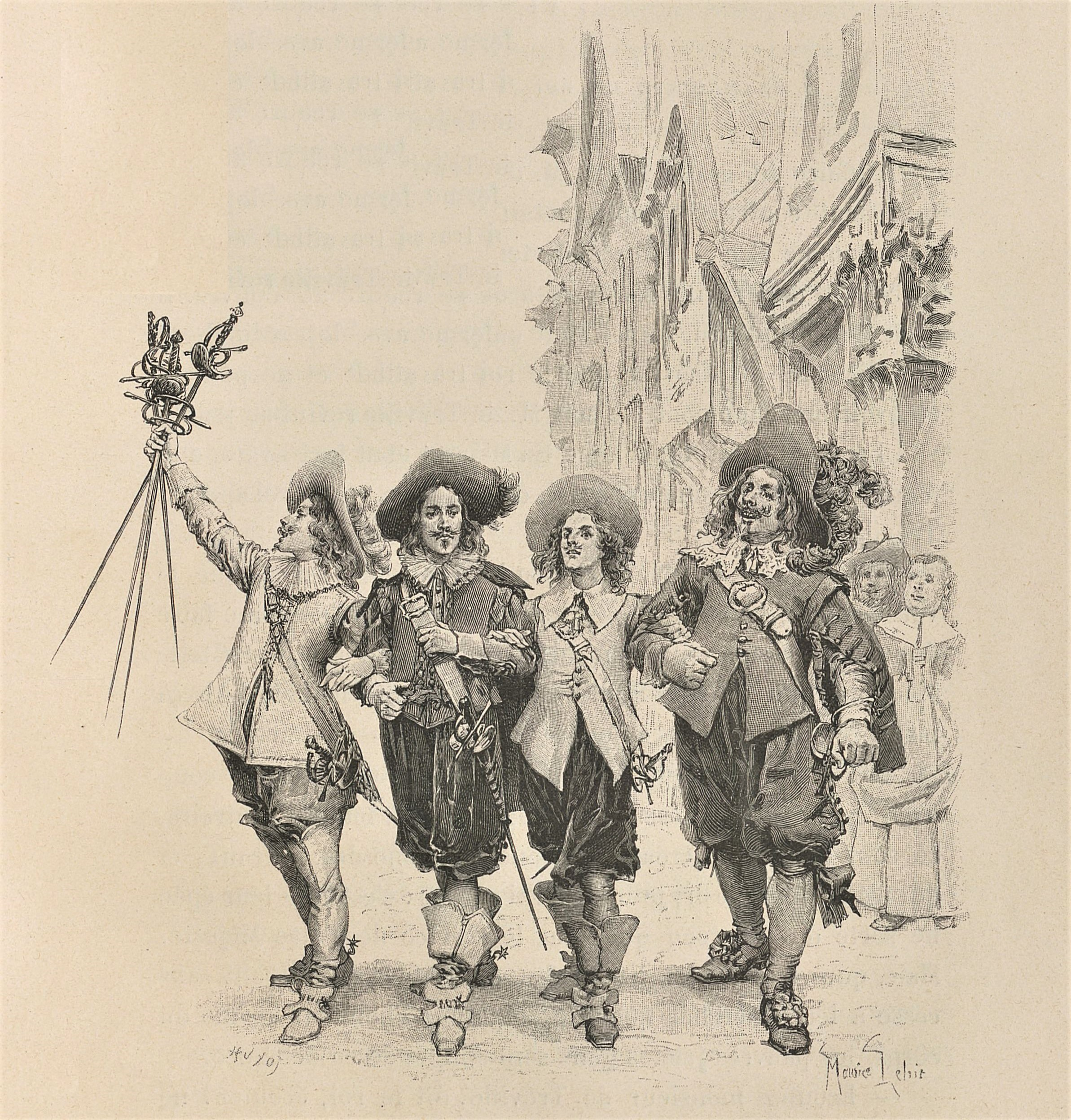 share_ebook The Three Musketeers