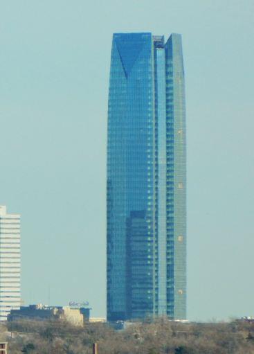 devon tower how tall