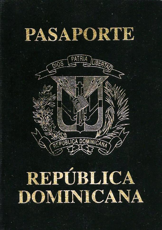 Dominican Republic passport - Wikipedia, the free encyclopedia