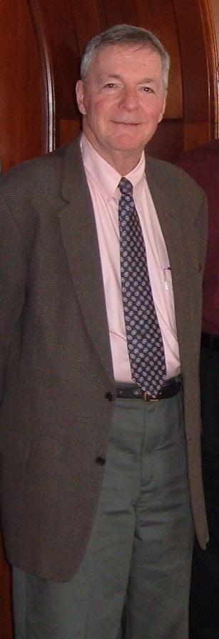 Don Higginbotham in March 2007