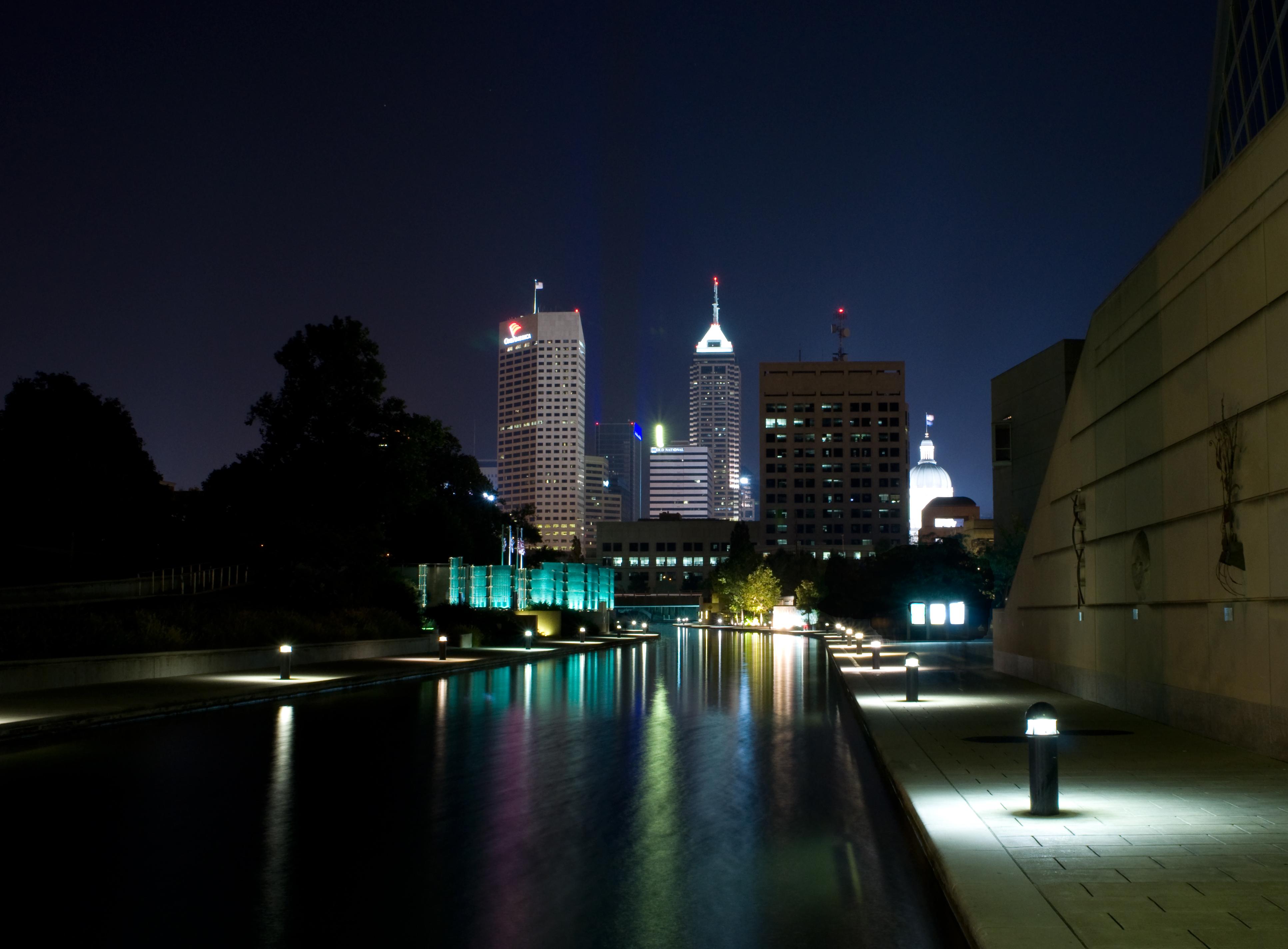 Canal Walk Indianapolis