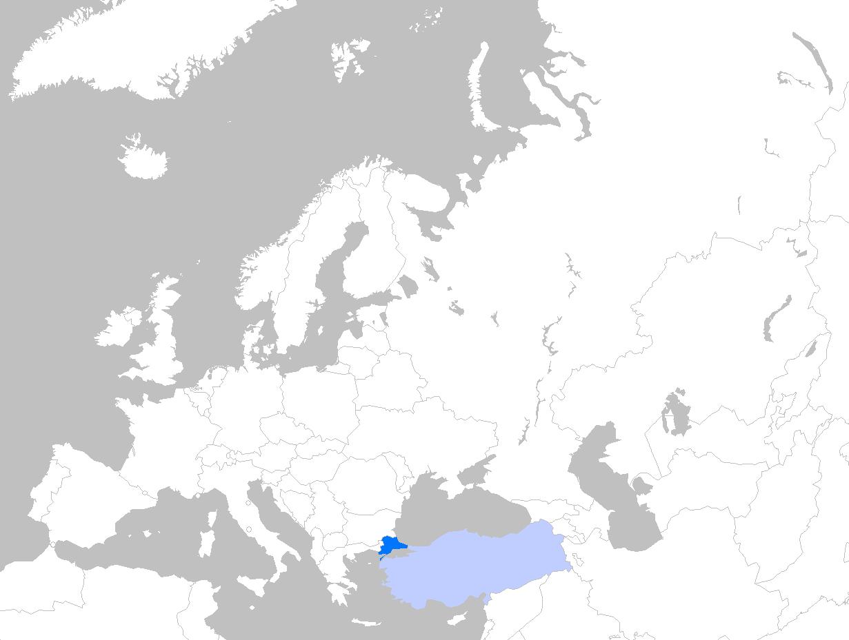 FileEurope map turkeypng Wikimedia Commons – Turkey on the Map of Europe