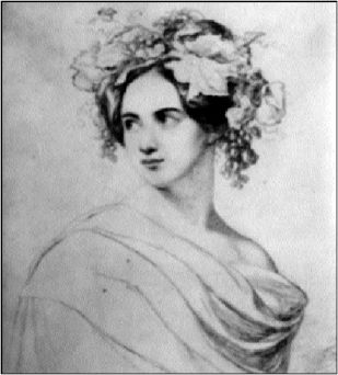 Fanny Mendelssohn, from Wikipedia Commons