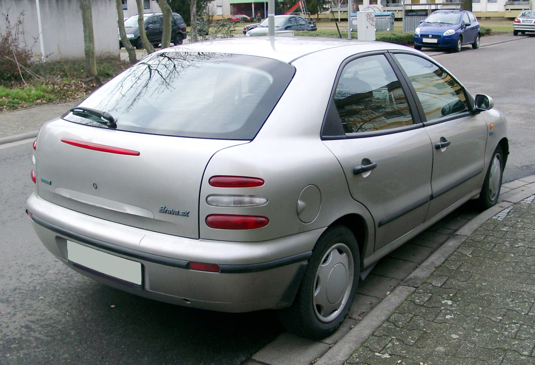 File Fiat Brava Rear 20071205 Jpg Wikimedia Commons