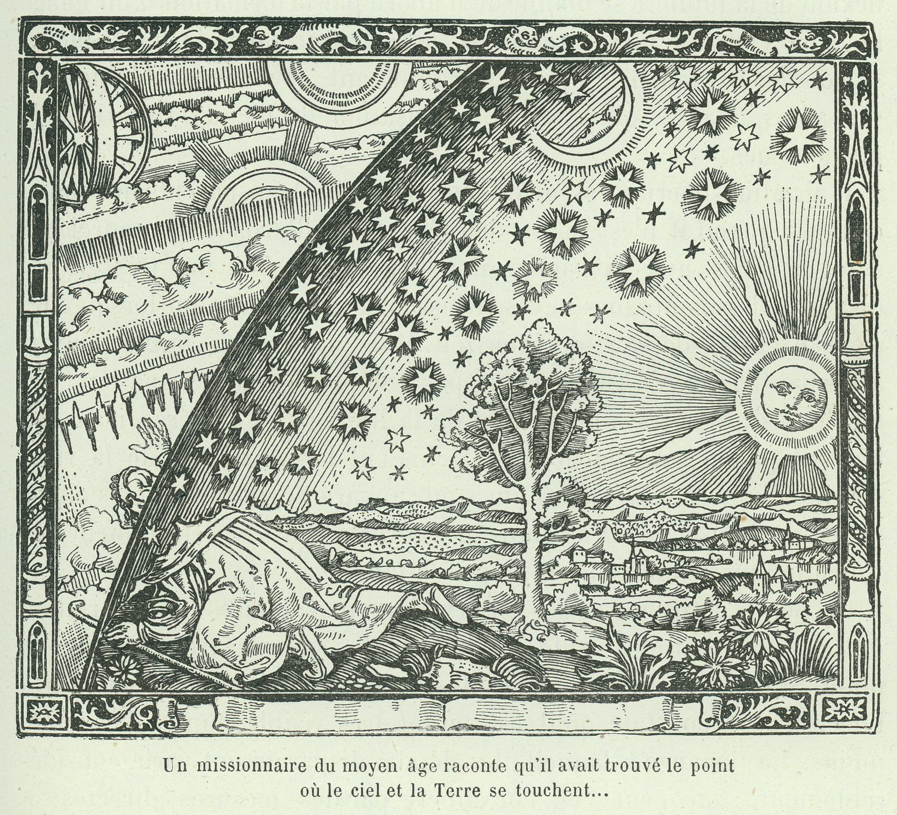 Camille Flammarion, //L'Atmosphere: Météorologie Populaire//. Paris, 1888.