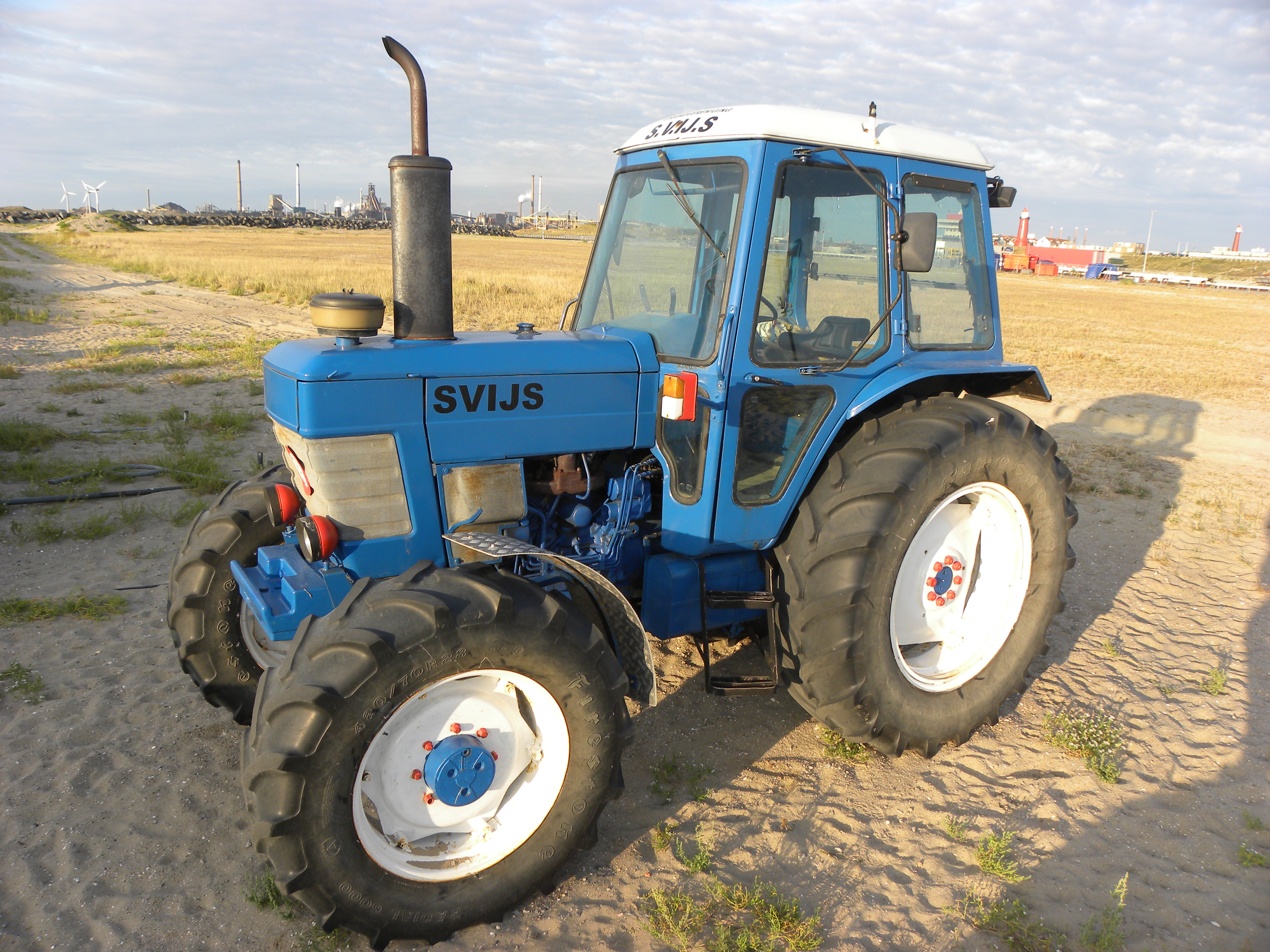 Ford 800 Tractor Information : Ford tractor  price release