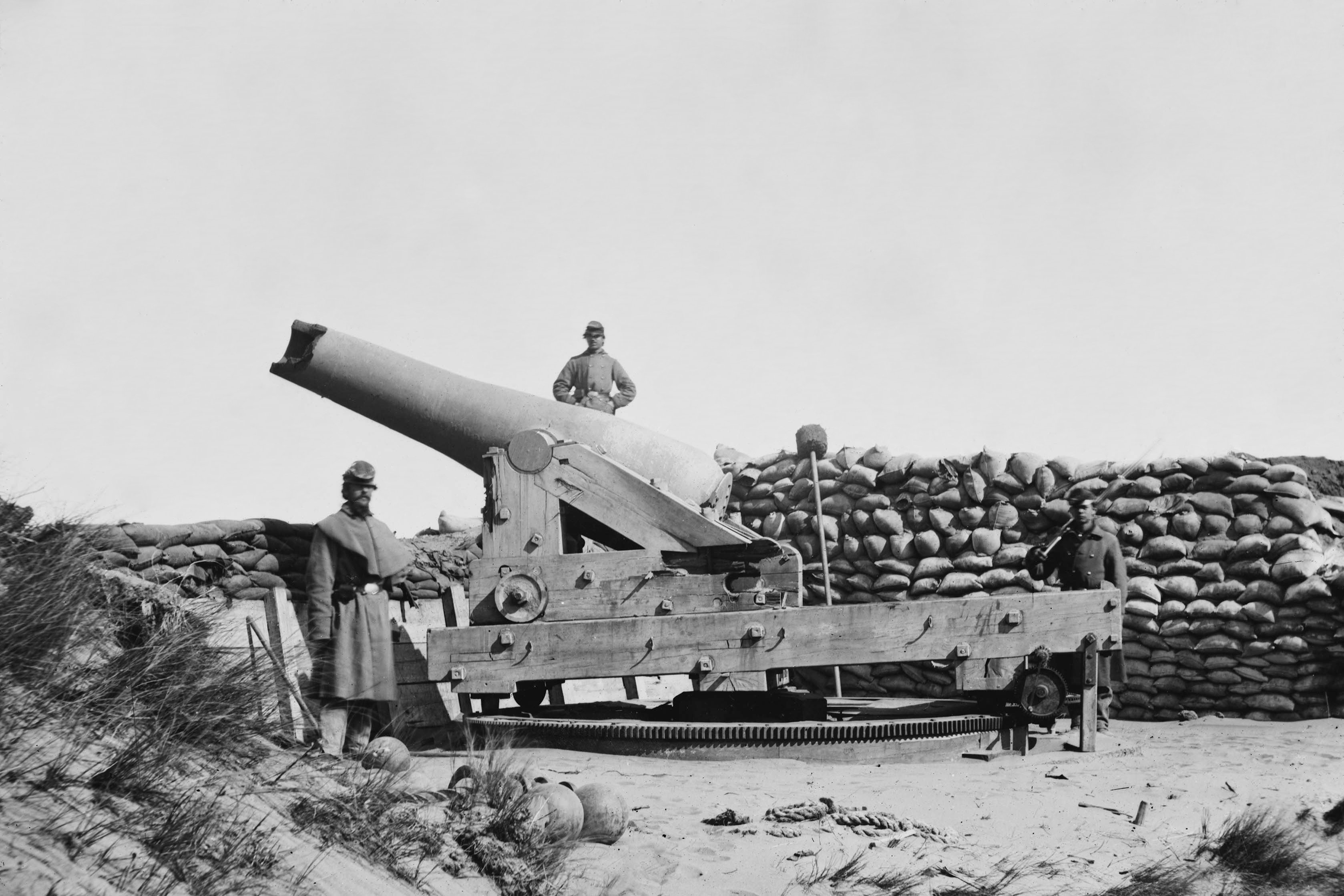 seige of charleston with File Fort Fisher Gun on 7973317 besides B0989 as well Railroads In The Civil War also Battle Of Forts Clinton And Montgomery 2360191 likewise 1780s In South America.