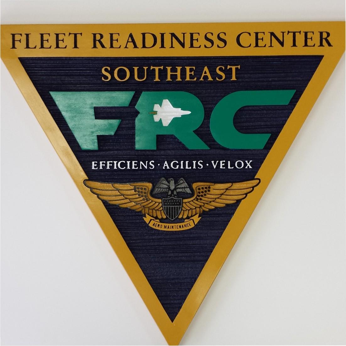 Frcse on Aircraft Repair Logo