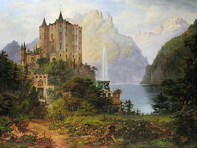 Schloss Hohenschwangau — Wikimedia Commons
