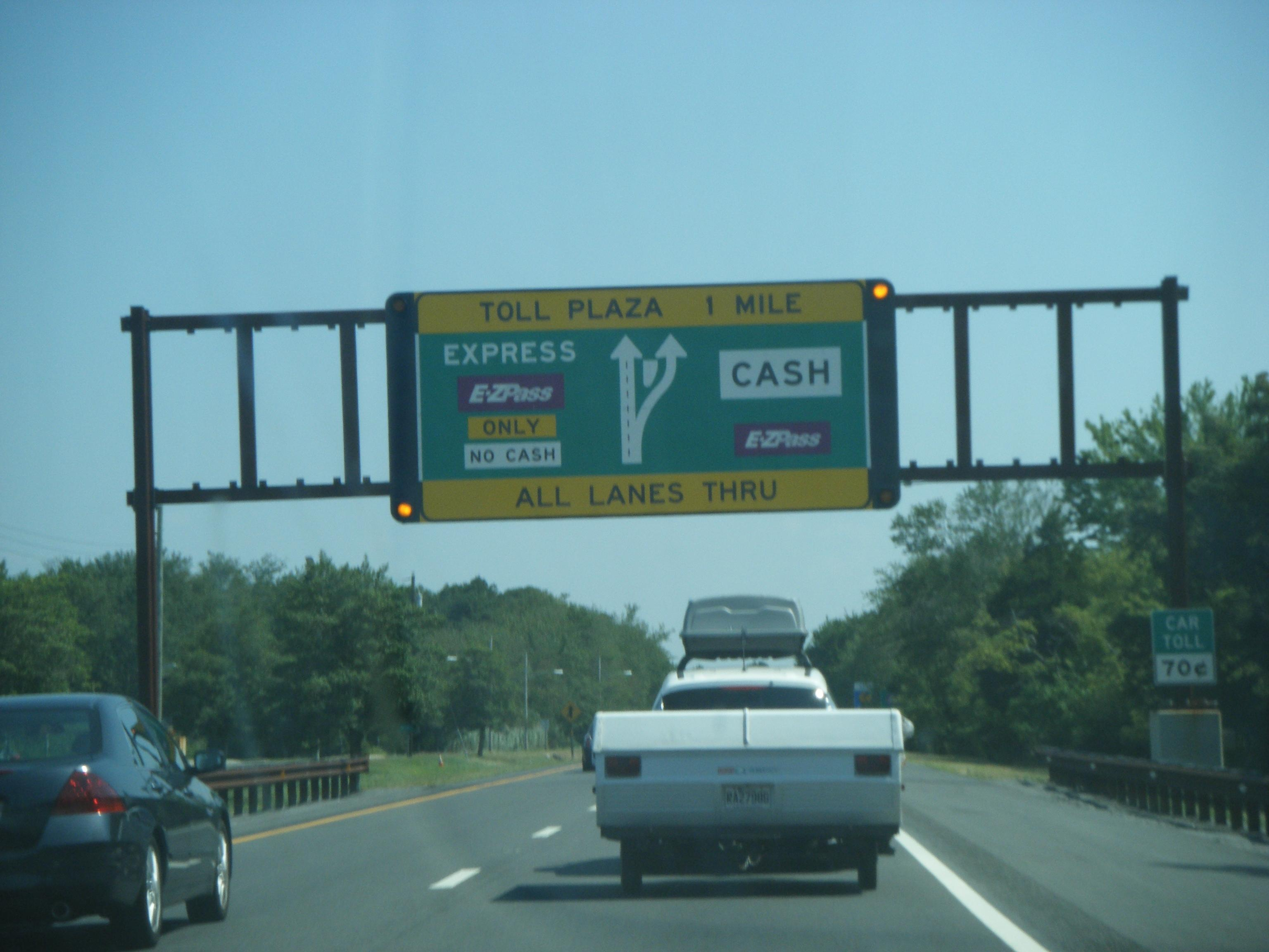 File Gsp Nb 1 Mi To Cape May Toll Plaza Jpg