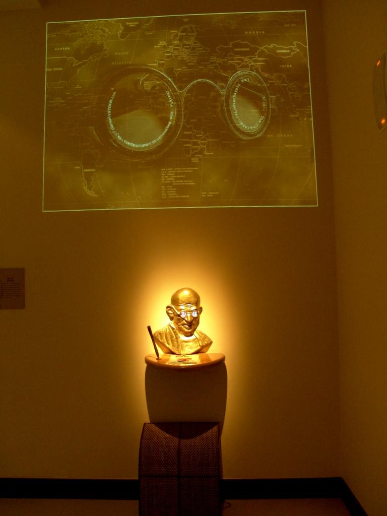 Eternal Gandhi Multimedia Museum