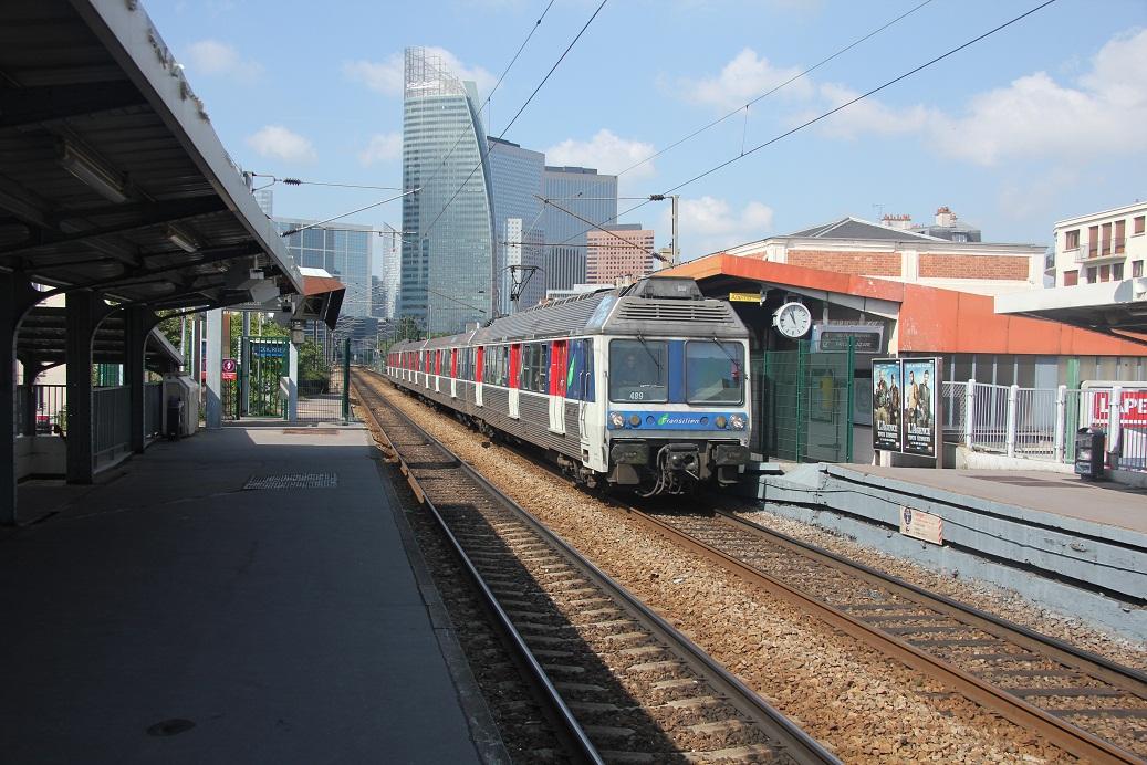 Ligne l du transilien wikip dia - Transilien prochain train ...