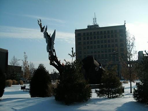 Gary Centennial Landmark