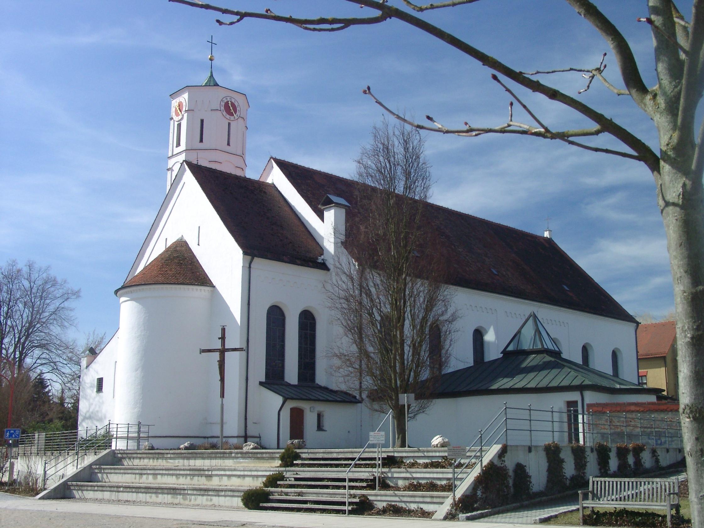 St. Jakobus major (Gersthofen)