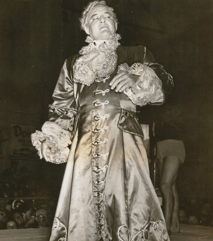 Gorgeous George robe.jpg