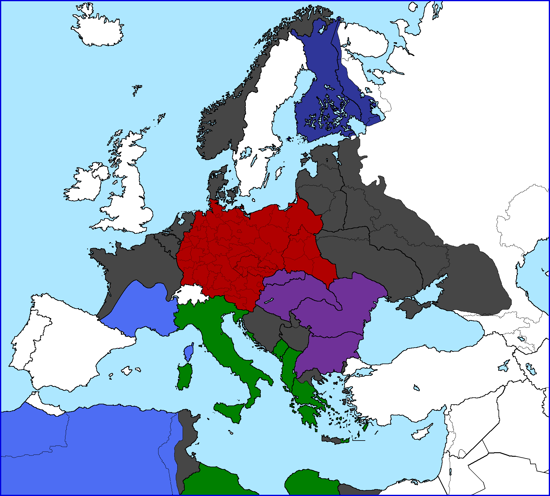 history of german nations before german reich After germany was united by otto von bismarck into the german reich, he determined german politics until 1890 bismarck tried to foster alliances in europe, on one hand to contain france, and on the other hand to consolidate germany's influence in europe.
