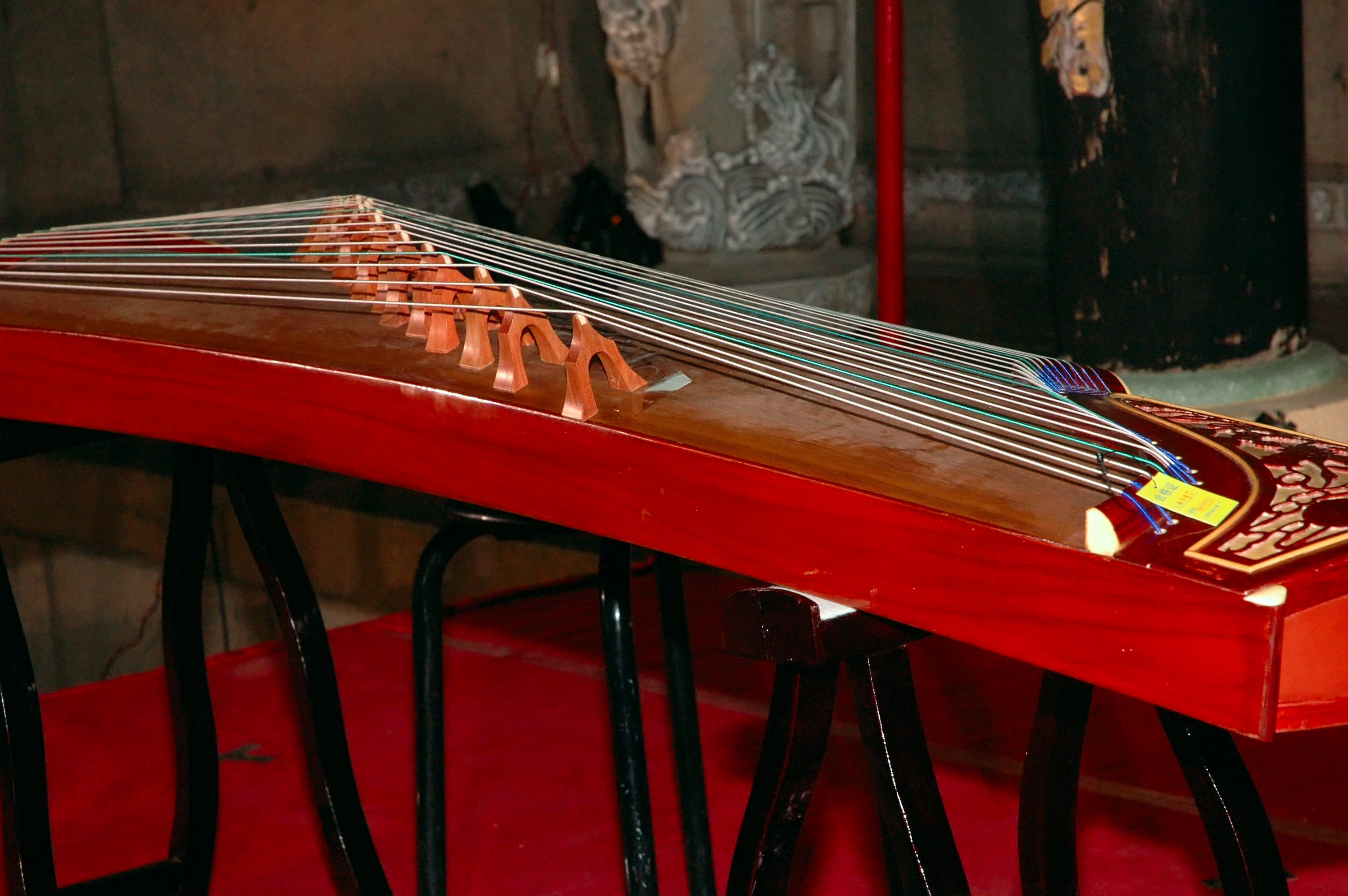 Musical Instrument Guzheng