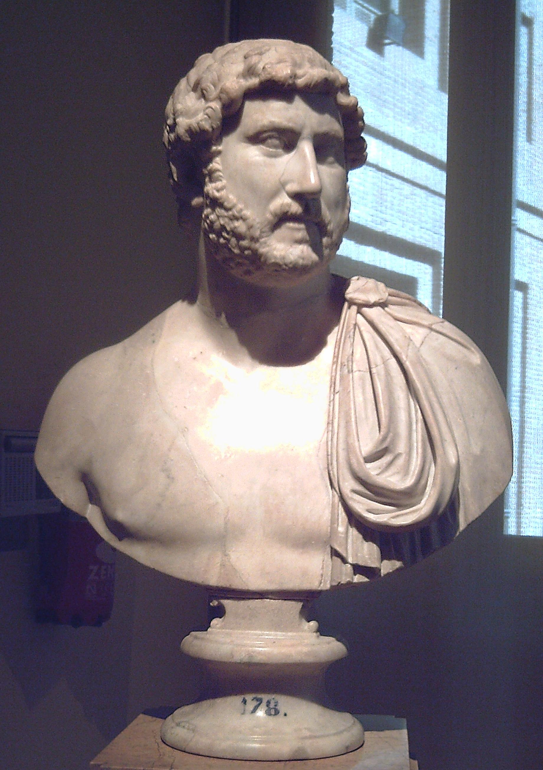 Hadrian Wikipedia Wolna Encyklopedia