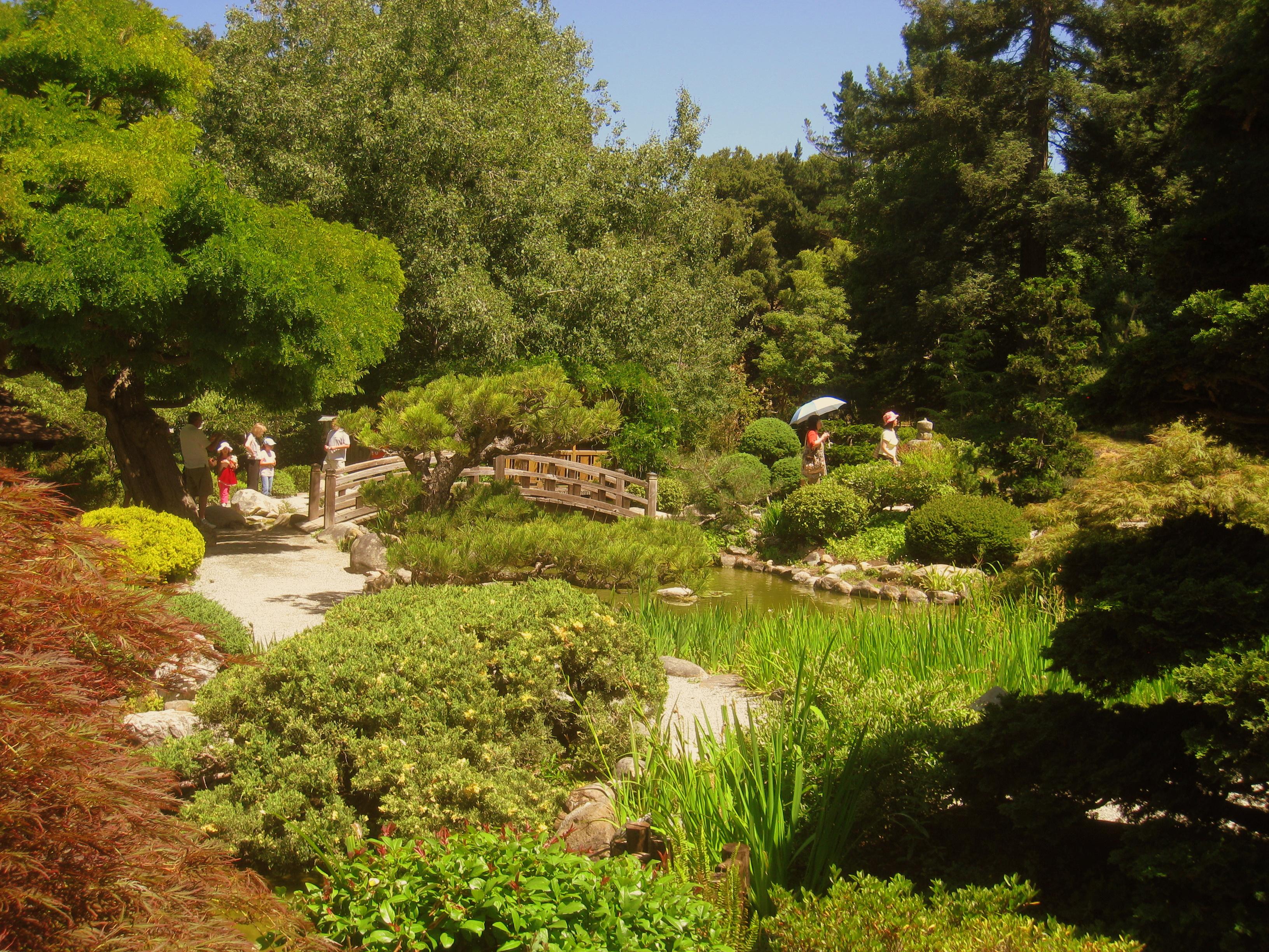 Saratoga, California: Hakone Gardens