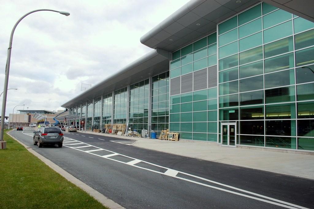 Breaking News On Halifax International Airport Oldham