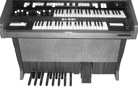 organ (Hammond TR-200)