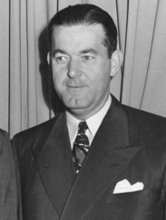 Robert E. Hannegan American politician