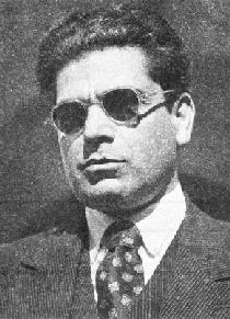 Abdolhossein Hazhir Iranian prime minister