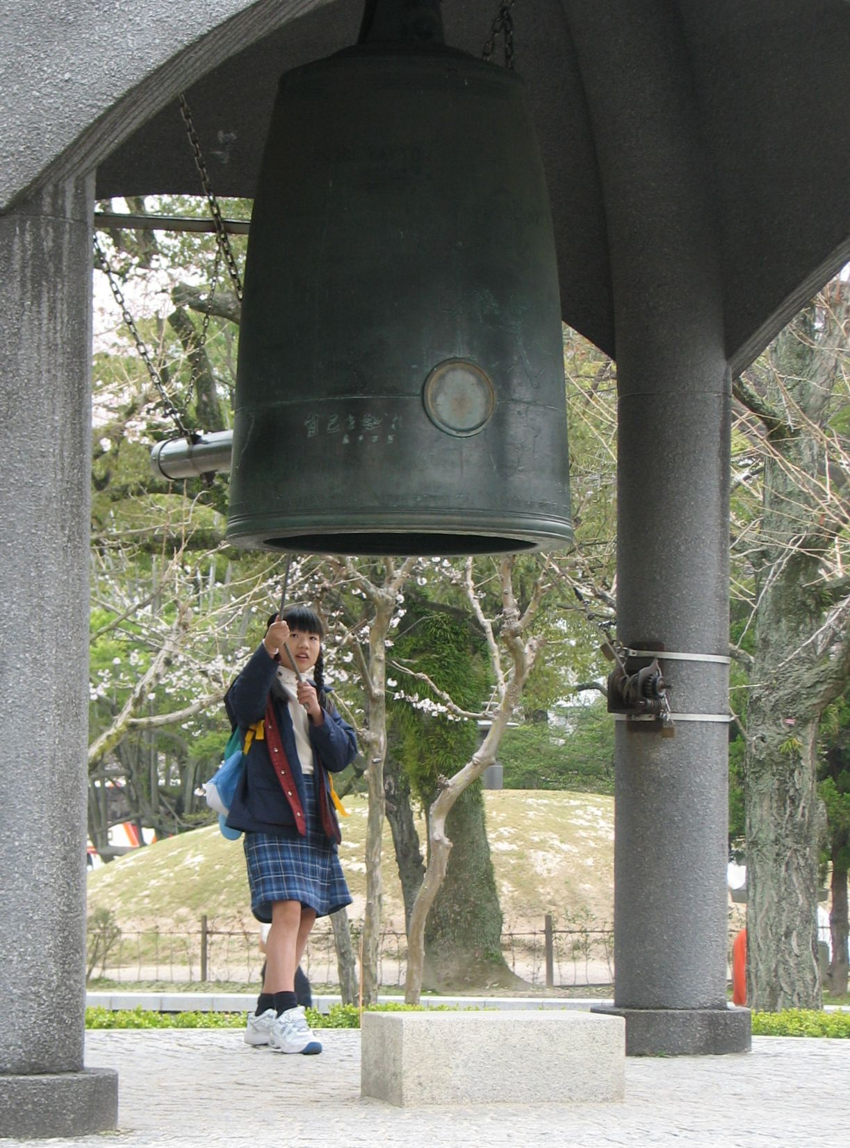 An interesting look at the Hiroshima Peace Memorial Park (PHOTOS) : Places : ...