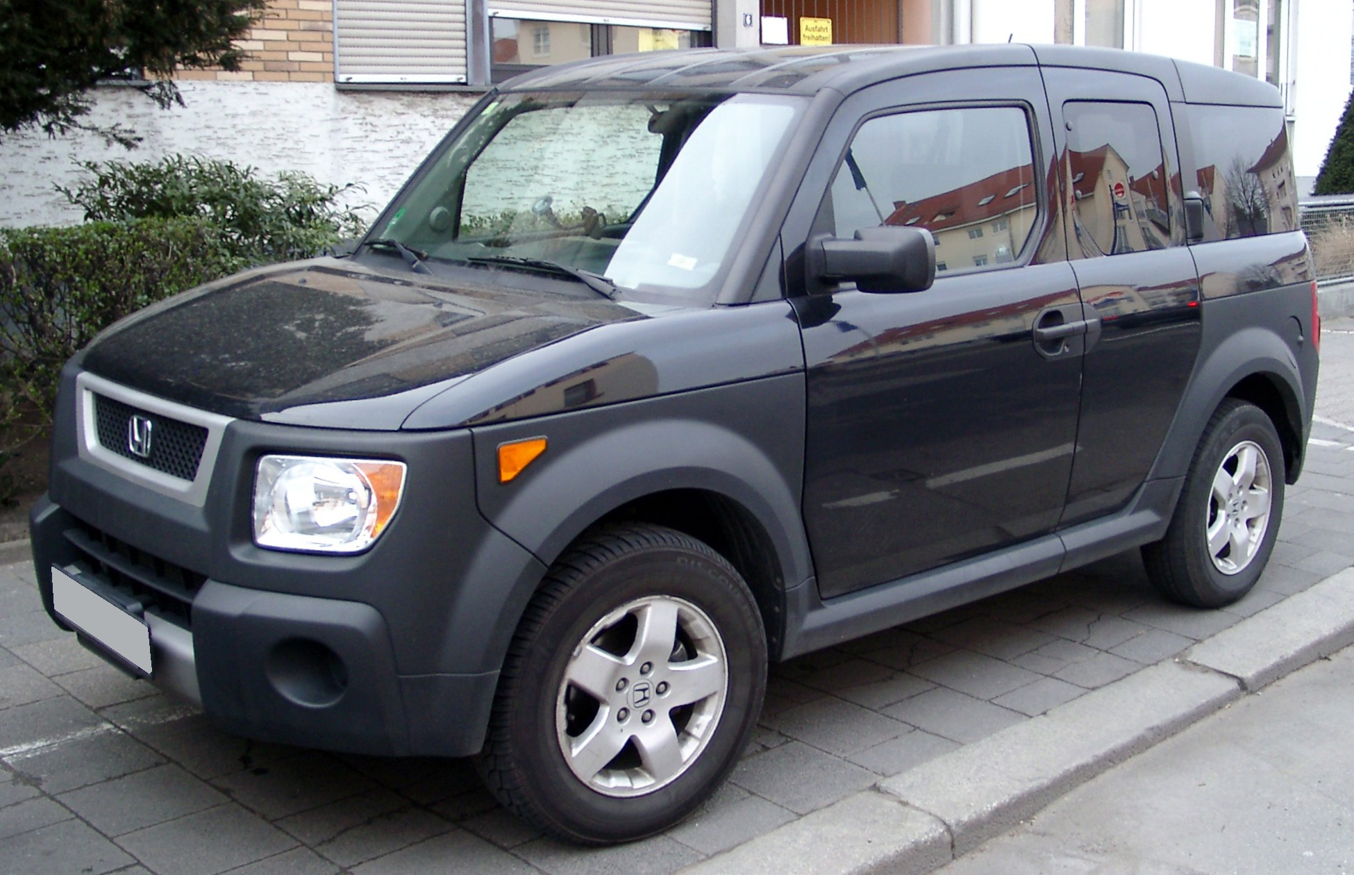 File Honda Element Front 20080320 Jpg Wikimedia Commons