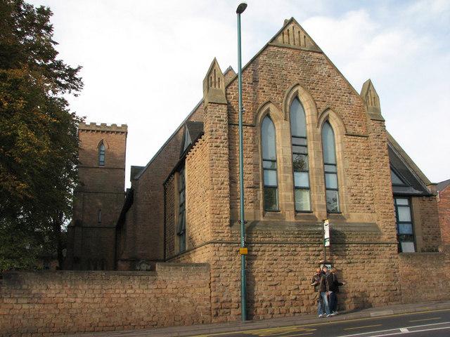 St Paul's Church, Hyson Green