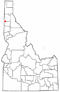 Loko di Worley, Idaho
