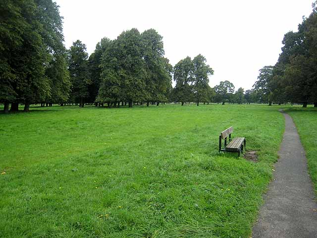 In Rickerby Park - geograph.org.uk - 940837