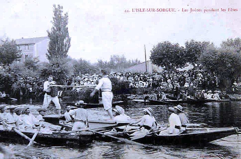 L'Isle-sur-la-Sorgue (Л'Иль-сюр-ла-Сорг)