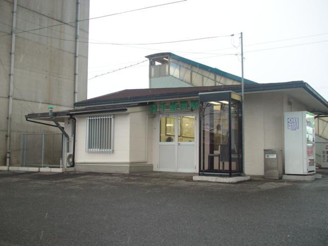 이와테이오카 역