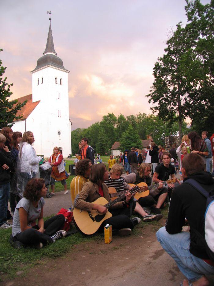 List of folk festivals - Wikipedia